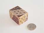 japanese puzzle box 4steps small