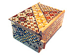 Japanese puzzle box 7steps