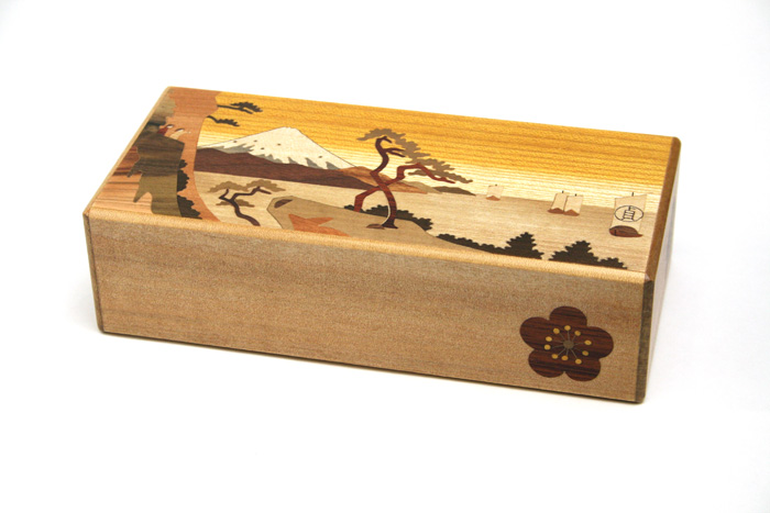 Japanese Puzzle Box 7steps Yui