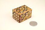 Japanese Puzzle box 10steps small
