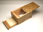 Japanese puzzle box 10steps New trick