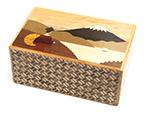 Japanese puzzle box 10steps Maiko