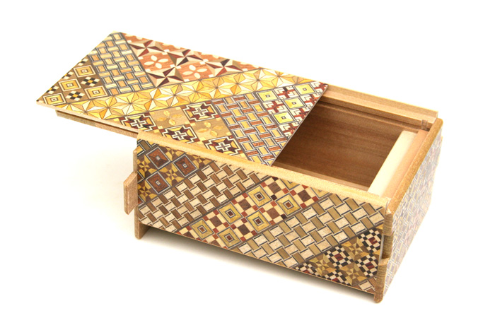 Japanese Puzzle Box 5sun 10steps Limited edition