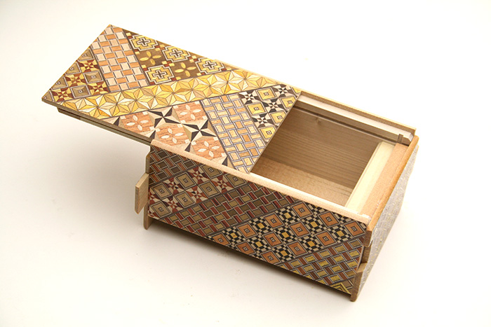 Japanese Puzzle Box 14+1steps 5sun