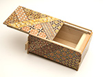 Japanese Puzzle Box 14steps 5sun