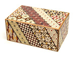 Japanese Puzzle Box 5sun 14steps Limited edition