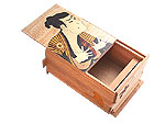 Japanese Puzzle box 18steps Limited Edition