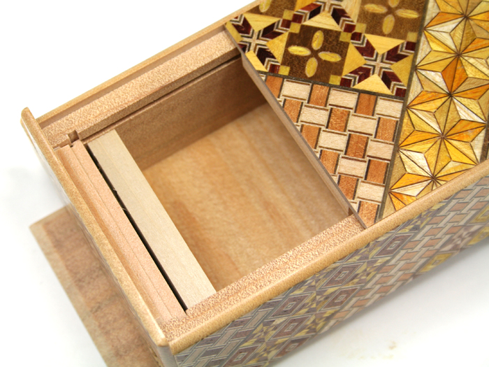Japanese Puzzle box 21steps Koyosegi
