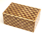 Japanese Puzzle Box 21+1steps Hakone ekiden limited edition