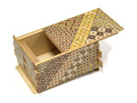 Japanese Puzzle Box 54steps with secret compartment Koyosegi