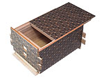 Japanese Puzzle Box 54steps with secret compartment Yaeasa