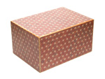Japanese puzzle box 72steps with secret compartment Akaasa